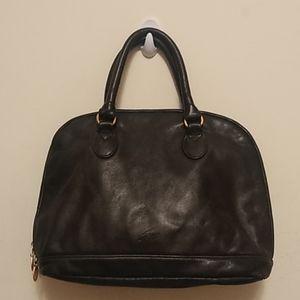 Genuine Leather Stone Mountain Handbag